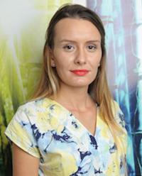 Diana Arghir– medic specialist estetica dentara