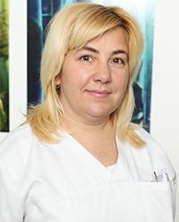 Elena Alecu– asistenta