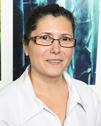 Flavia Nedelcu– asistenta