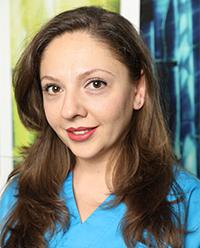 Roxana Tudorancea– medic specialist pedodontie